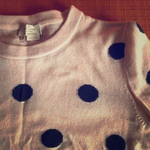 Kate Spade cashmere sweater